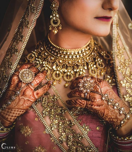 Hand Jewellery 2