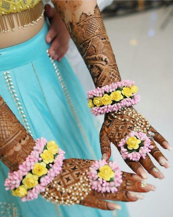 Hand Jewellery 4