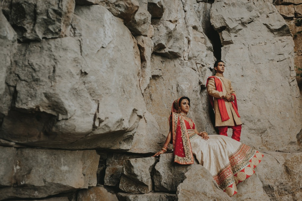 OOTTUM COLLECTIVE -Vanisha & Rajen - The Wedding - High Resolution Images - 01105